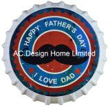 De Plaque van het Bier GLB van de Druk van het Metaal van het Ontwerp van de Vader van de liefde