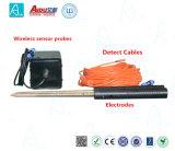 地下水の探知器水ファインダー水探知装置をマップする0-400mの携帯電話
