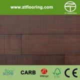 Созданный Strandwoven бамбук HDF Пол пиломатериалы отметьте Moca