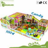 Оборудование спортивной площадки темы конфеты подгонянное низкой ценой крытое
