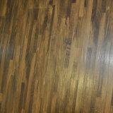 пол винила PVC коммерчески свободного положения 5mm деревянный