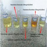 순수한 신진대사 스테로이드 분말 Halotestin CAS 76-43-7