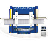 Les machines CNC tour vertical