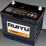 Sans entretien batterie de voiture de plomb-acide 12V60AH 55D23r