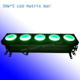 COB Blinder Lumière 30W 5 voyant LED à matrice