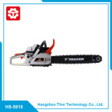Berufskettensäge-Marken 5818 des attraktiven kleinen Gas-58cc