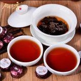 茶減量を細くする熟させた老化させたPUErh小型Tuocha