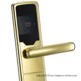 China-Fabrik-Preis-elektronischer Tür-Karten-Verschluss-Digital-Verschluss (DeHaZ1015-EL-NI)