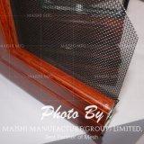 ステンレス鋼の編まれた保護の網のアプリケーションエポキシによって塗られる編まれたスクリーンの網