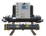 Source de masse de l'eau de source industrielle circulant les pompes à chaleur