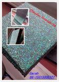 Плитки настила цветастых слоев резиновый, резиновый Paver
