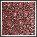 テュルの刺繍のレースの網の刺繍のレースポリエステル刺繍のレース