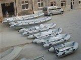 Enkele en dubbele romp vaste opblaasbare boten (RIBS)