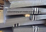 Plaques en acier d'épave de bateau