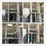 Máquina agrícola de la separación de colores para la clasificación de los granos