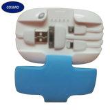 Grand côté de pouvoir de téléphone cellulaire de Compacity Multi-USB (PB1)