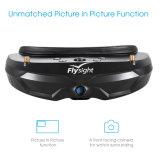 Jouet de vente chaud emballant les lunettes/glaces visuelles populaires de Fpv HD de récepteur