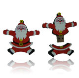 Santa Claus Unidade Flash USB