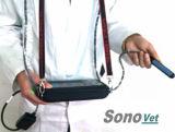 De Veterinaire Ultrasone klank van de Palm van Sonovet van Meditech voor het Ziekenhuis van de Dierenarts en Openlucht