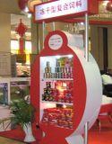Stands cosmétiques acryliques de plancher d'affichage (XBL-1133)
