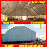 2018 Polygone tente de renom de toit pour l'entrepôt en taille 20X40M 20m X 40m 20 par 40 40X20 40m X 20m