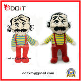 Pt71 personalizado Cartoon Meninas bebê brinquedo recheadas de Boneca de pelúcia