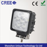 Indicatori luminosi del lavoro dell'automobile 4X4 LED del CREE di Unisun 12V 30W
