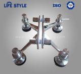 4 Arm-GlasEdelstahl-Zwischenwand-Armkreuz-Glas-Befestigungen