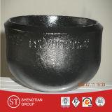 맞댄 용접 모자 탄소 강철