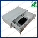 2u 19inch 48/96 Port Fiber Optic Rack Mount Patch Panel