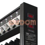 Cargador industrial caliente de la luz de la explotación minera de la sabiduría LED, estantes de carga