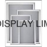 Runde Ecken-Klipp-Rahmen-Plakat-Hochleistungshalter - A4 - A0 32mm Silber