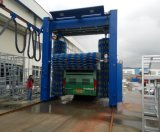Machine à haute pression de lavage de bus et de camion