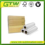 Nuovo documento appiccicoso di sublimazione 120GSM della generazione 44 '' per tessuto elastico