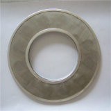 Calor que resiste & queResiste o disco do filtro do aço inoxidável para a máquina da fabricação da película da inflação/máquina plástica da extrusora