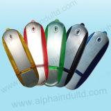 上品なアルミニウムUSBのフラッシュ駆動機構(ALP-005U)