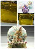 クリスタル・ボールのクリスタル・ボールのための熱い溶解の接着剤
