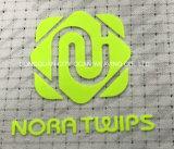 Transfert thermique de silicones plats