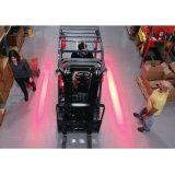 3 indicatore luminoso d'avvertimento di zona rossa del carrello elevatore di pollice 10W LED