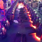 54PCS 3W RGBW Disco Stage Light LED PAR Can Light