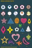 Polyester-Ohrring-Anhänger