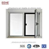 Portelli di alluminio di fabbricazione e disegni di Windows per l'America e l'Australia