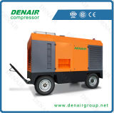 Двигатель дизеля Portable Air Compressor Cummins для Construction