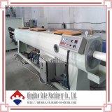 Ligne extrudeuse (SJSZ) d'extrusion de pipe de PVC du plastique 12-63mm