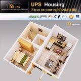 판매를 위한 지능적인 편리한 간단한 조립식 집