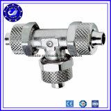 Enfoncer pneumatique d'acier inoxydable de connecteur de constructeur de la Chine les garnitures pneumatiques