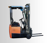 3-Wheel Electric Forklift (1T-1.5T)