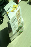 Máquina de embalagem automática de filme BOPP de caixa de cigarro automática