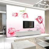La venta de la nueva del diseño impermeable caliente de la decoración del hogar del papel pintado murales Full HD