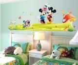 Eco-Friendly красивейшие домашние обои спальни девушок нутряного украшения цветастые